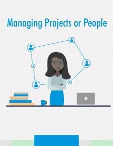 managing projects or people